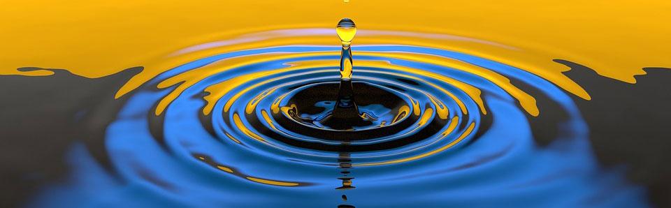 La filtration centrifuge d'eau de pluie