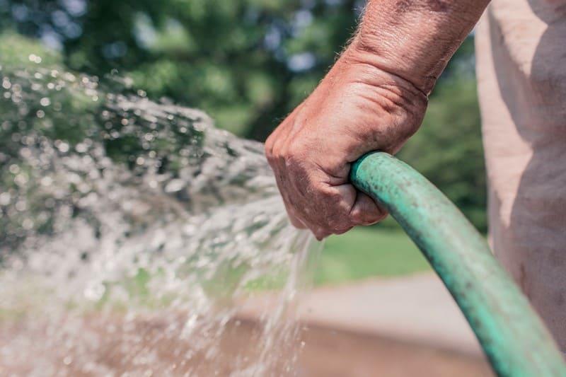 eau de pluie jardin