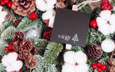 Noël & la magie des plantes