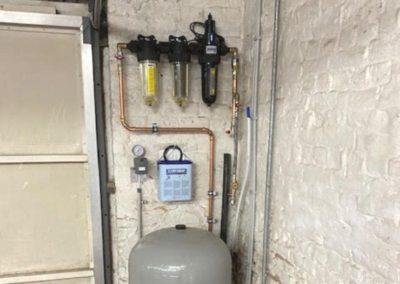 système de filtration eau de pluie