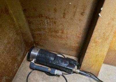 Pompe de nettoyage